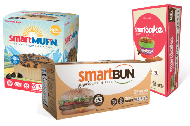 Smart Baking Co. products