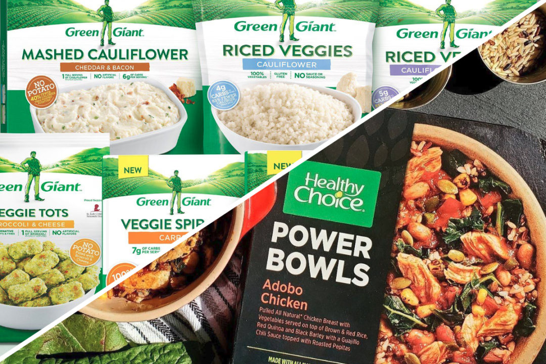 B&G Foods and Conagra Brands products