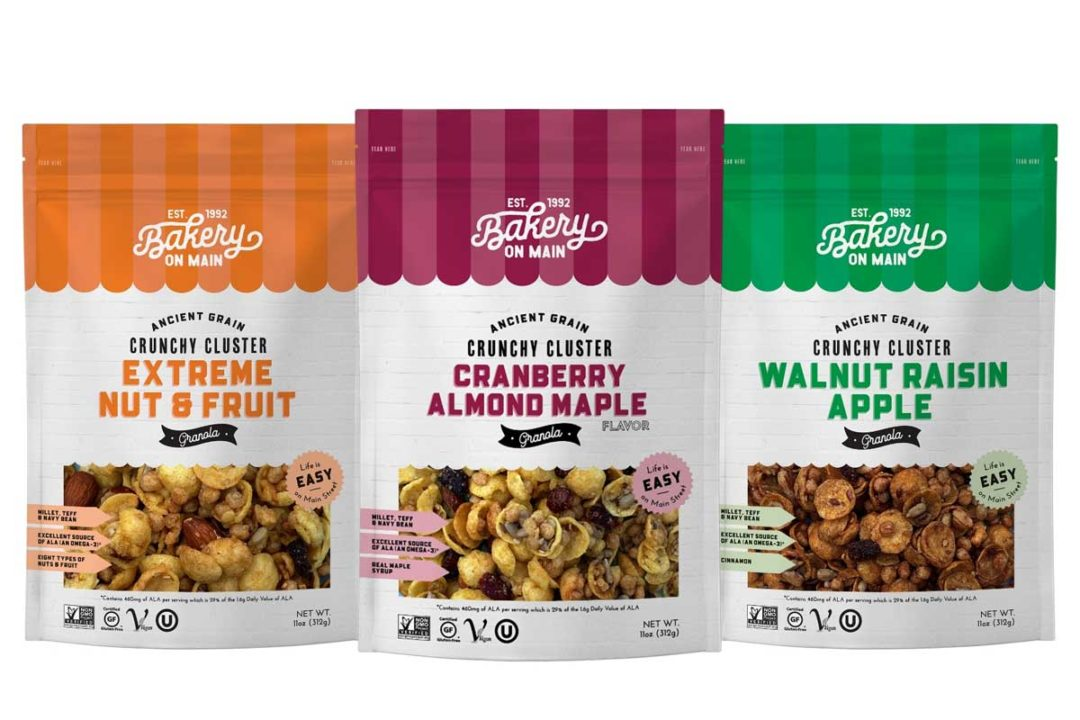 Bakery On Main Redesigned packaging
