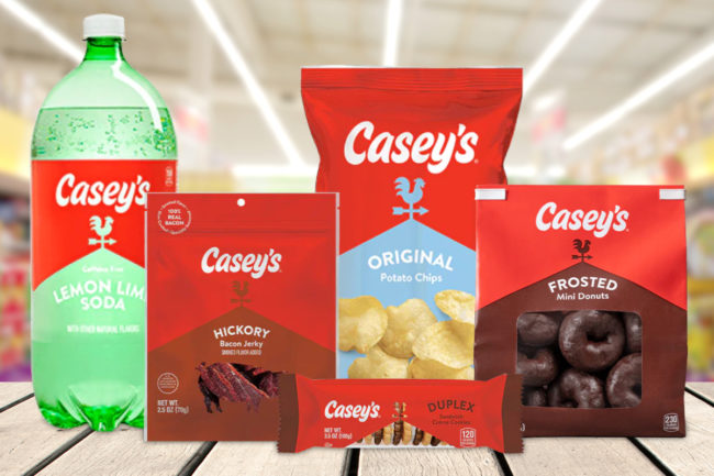 Casey's General Stores branded products