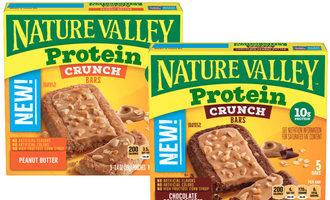 Naturevalleyproteincrunchbars lead