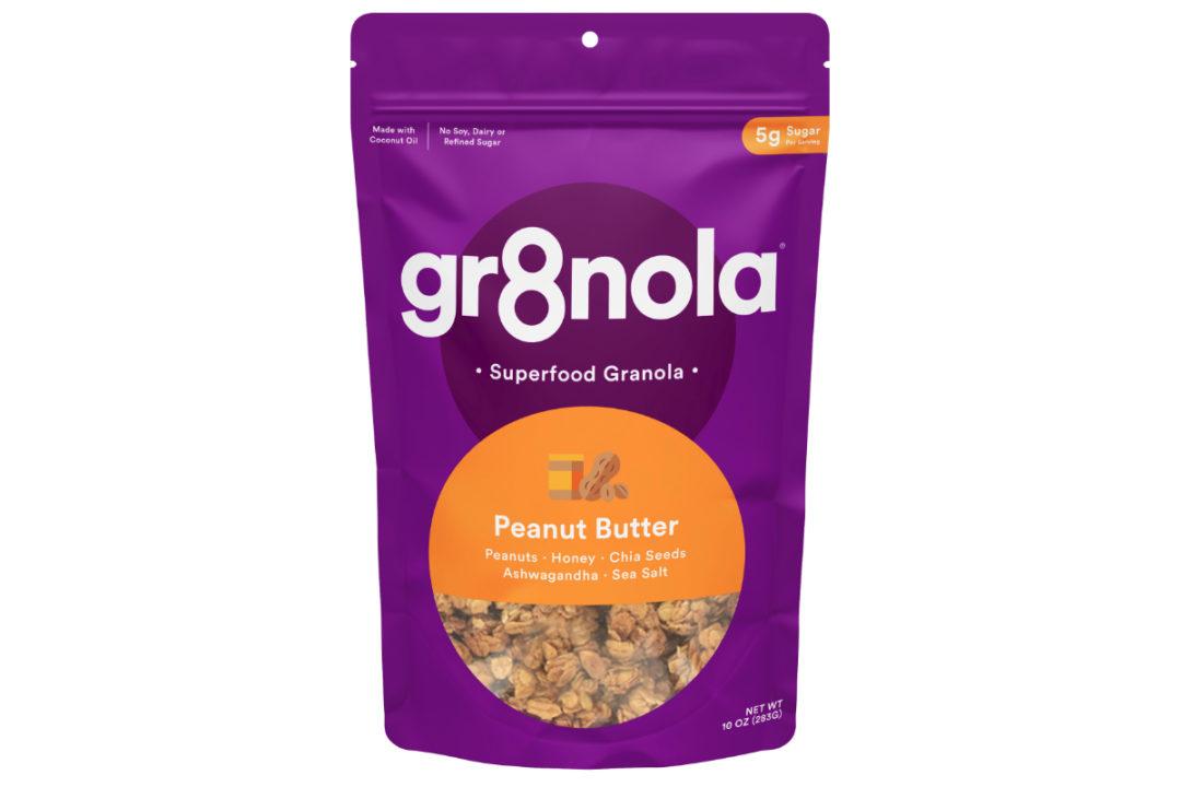 Peanut butter Gr8nola