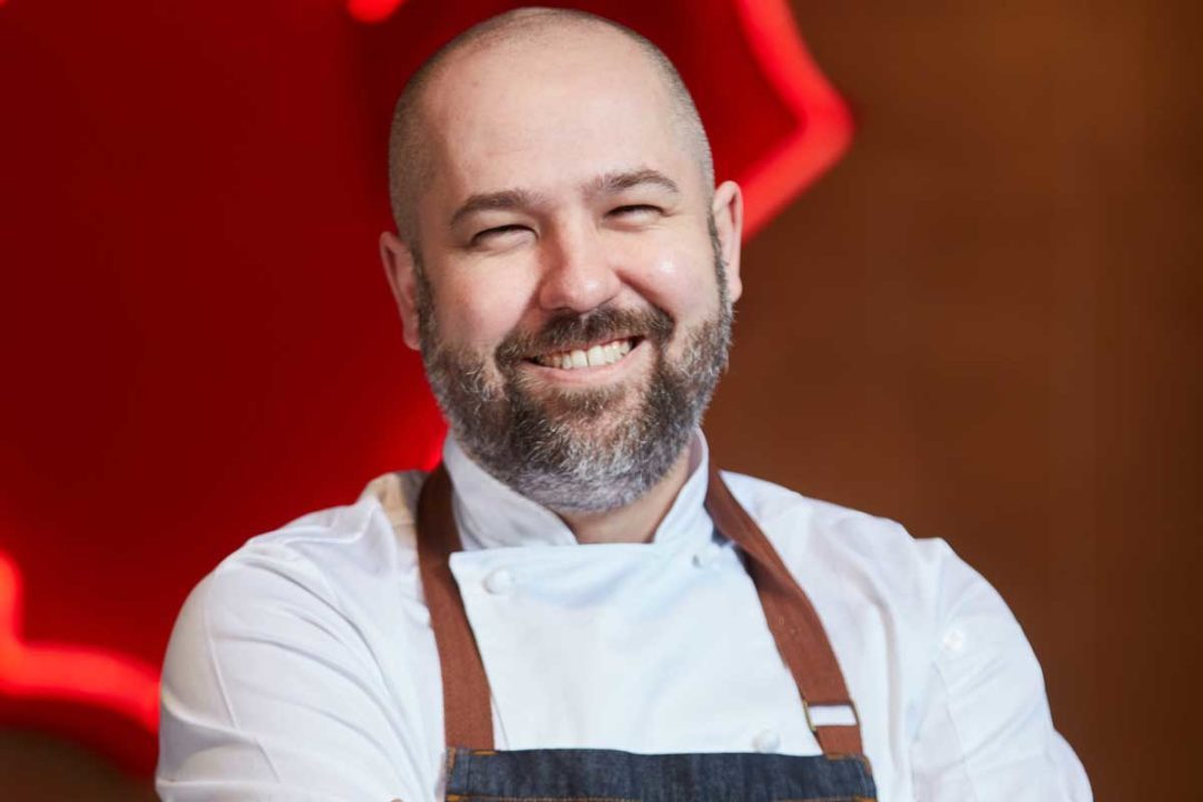 Chef Tallis Voakes, Tim Hortons