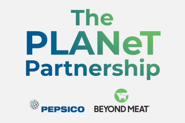 The Planet Partnership between PepsiCo and Beyond Meat