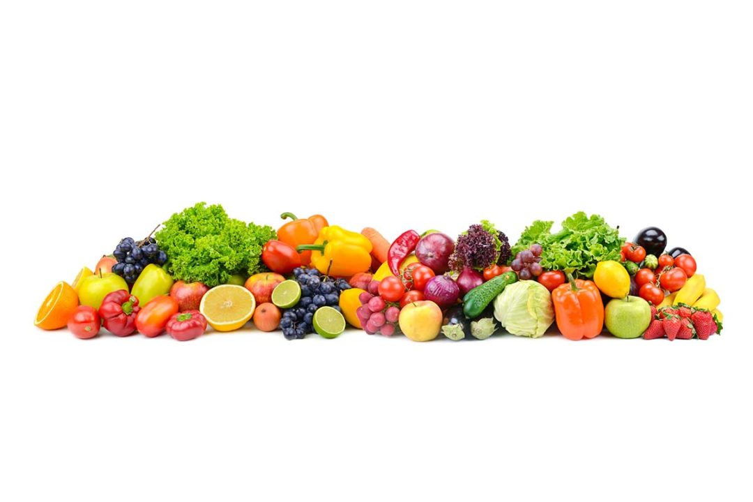 Adobe Stock, Fruits & Vegetables