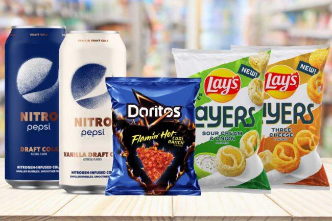 Pepsico, Snacks