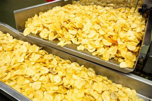Utz, Potato Chips