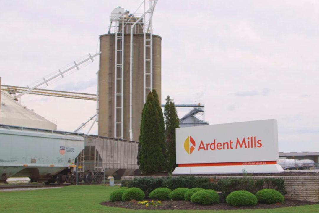 Ardent Mills flour mill