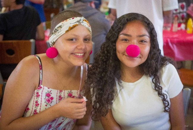 Camp Ronald McDonald for Good Times students
