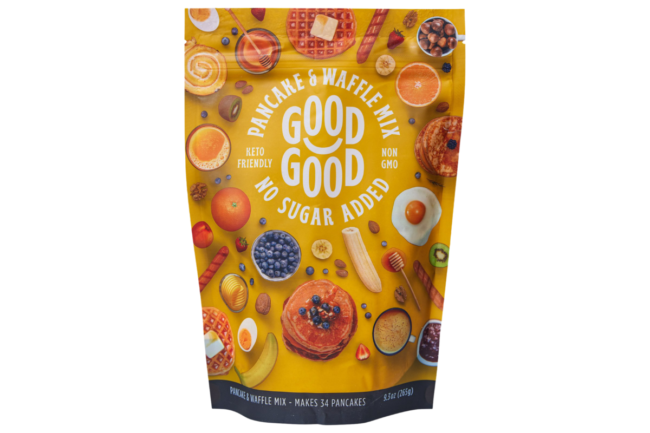 Good Good Keto-Friendly Pancake & Waffle Mix