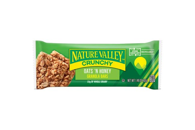 Nature Valley, Wrapped Bar
