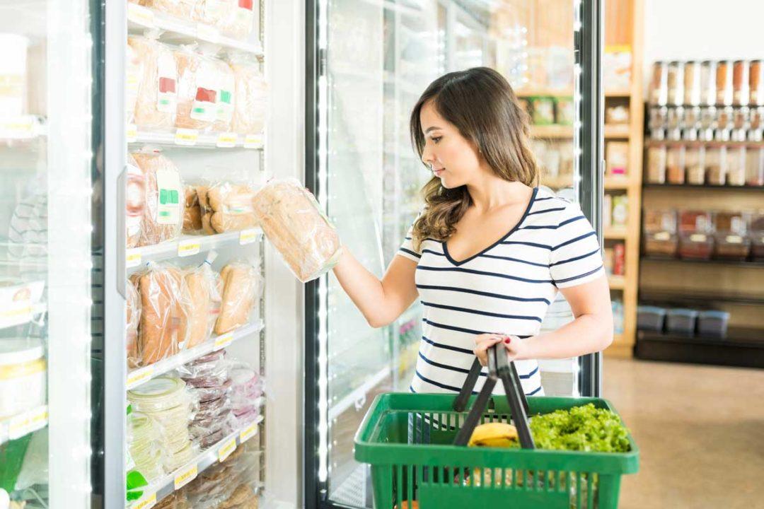Labeling, nutrition, bread