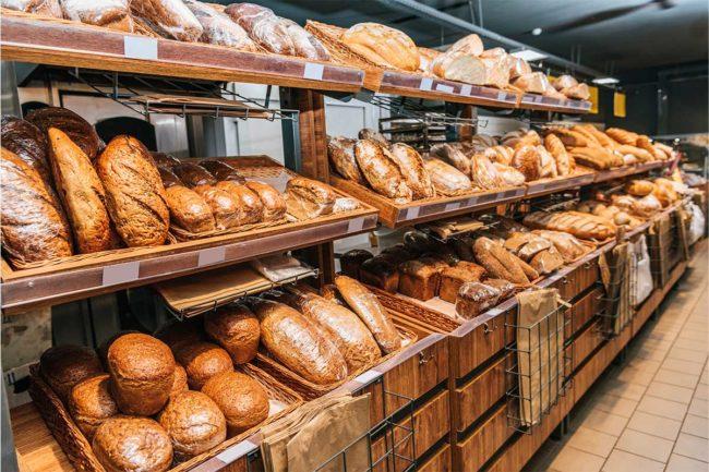 Adobe Stock, Bread Aisle