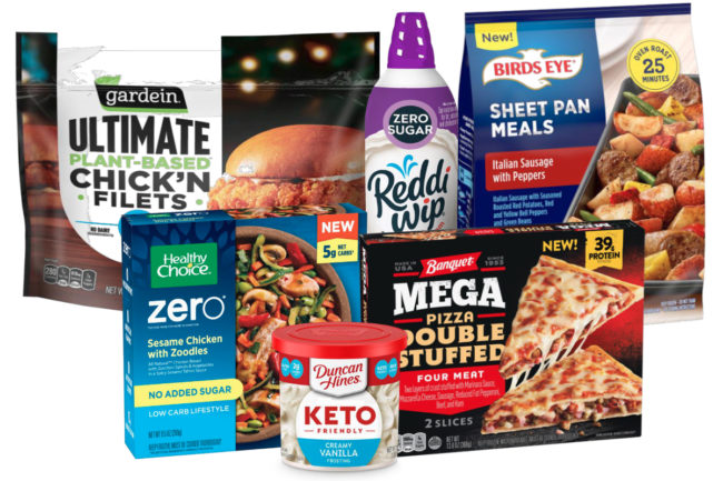 Conagra Brands innovation unveiled at CAGNY 2021