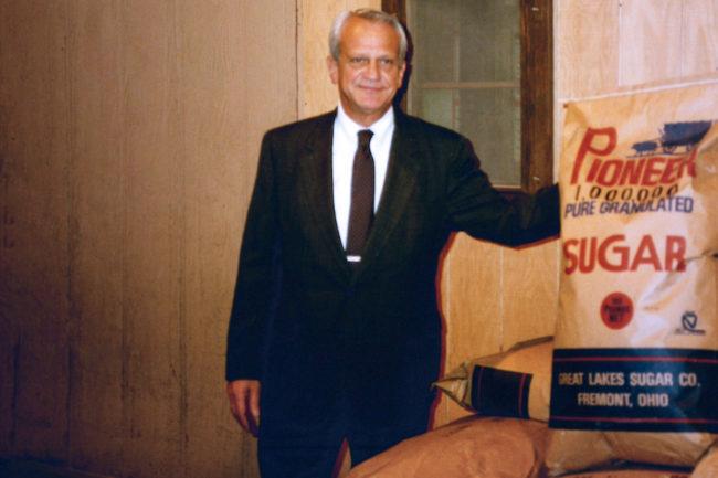 Ernest Flegenheimer, The Michigan Sugar Co.