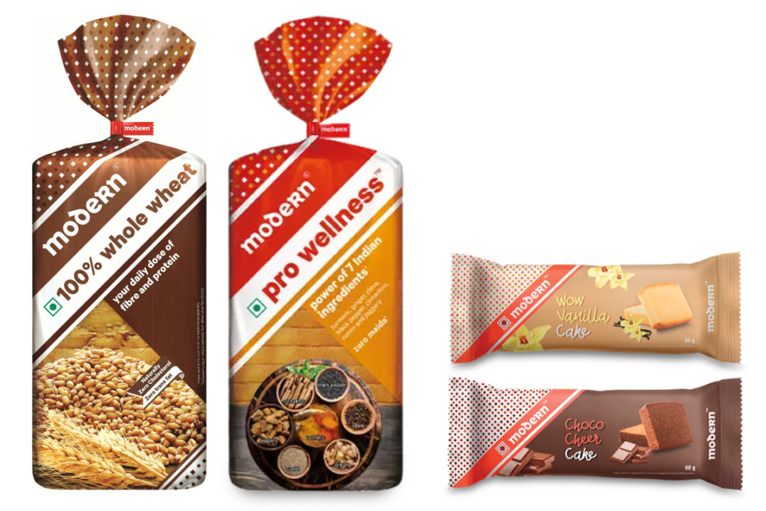 Modern Foods products