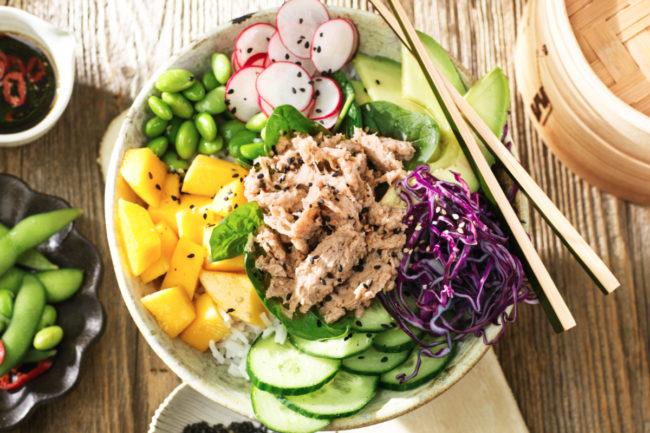 Nestle plant-based tuna alternative