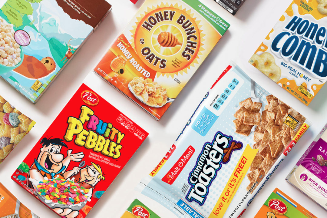 Post Holdings cereals