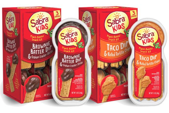 Sabra Kids snack packs