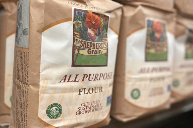 Shepherd's Grain all-purpose flour
