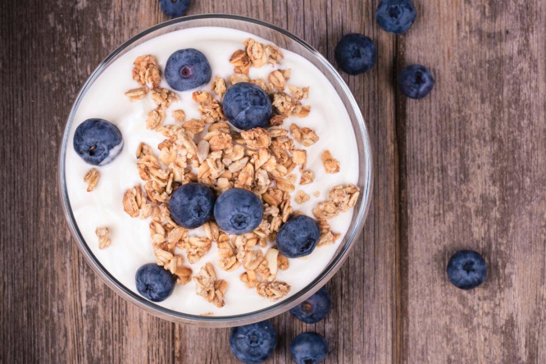 Tate & Lyle yogurt
