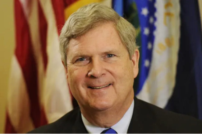 Tom Vilsack, secretary of agriculture