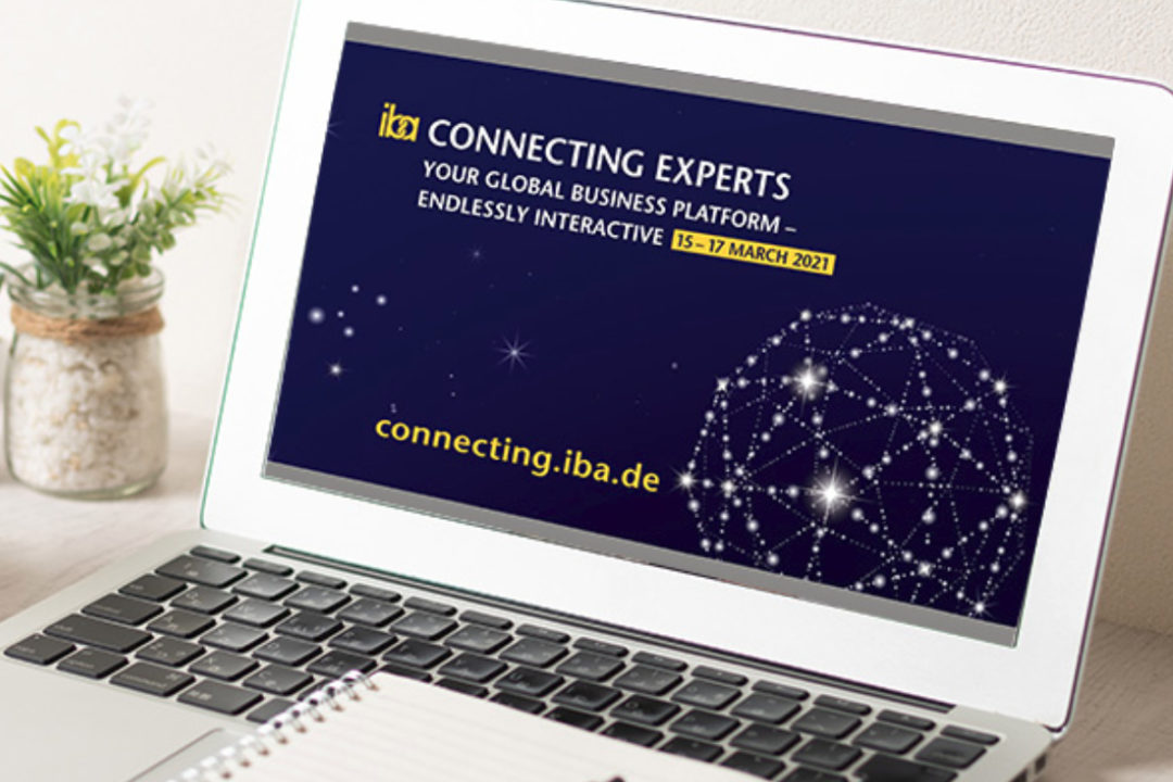 iba.CONNECTING EXPERTS virtual event