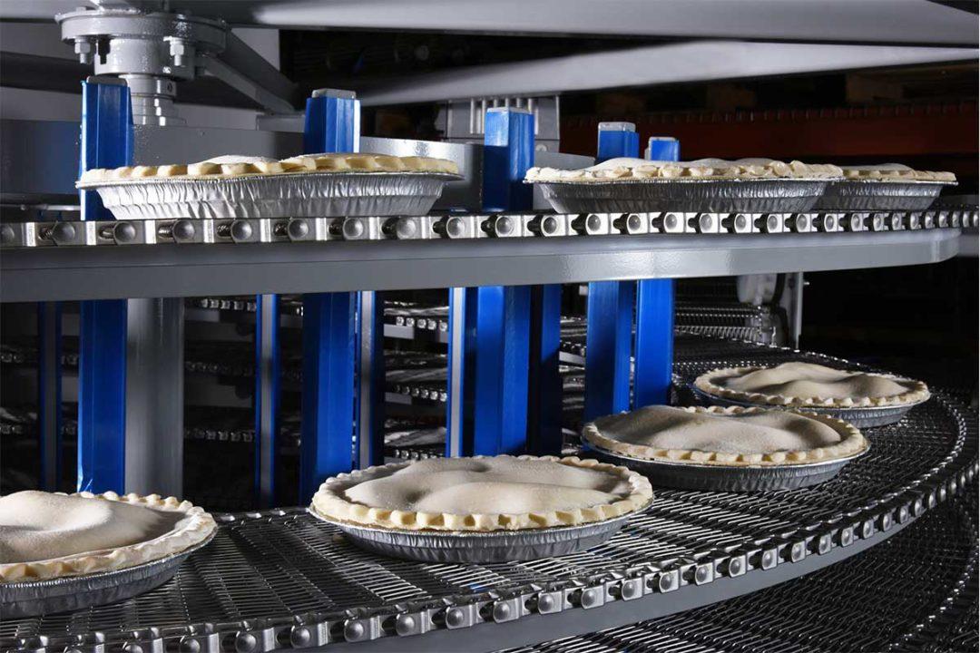 Ashworth, Pie Conveyor
