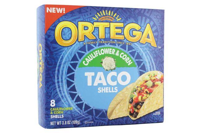 Ortega, Taco Shells