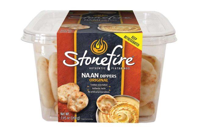 Stonefire, Flatbread