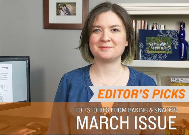 Editor's Picks March issue