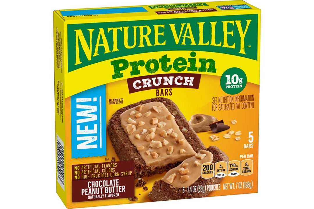 Nature Valley, Protein Crunch Bars