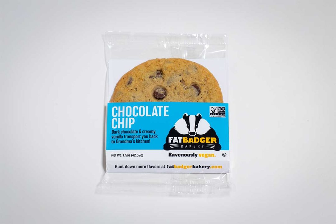 FatBadger, Chocolate Chip Cookie