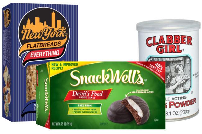 B&G Foods brands