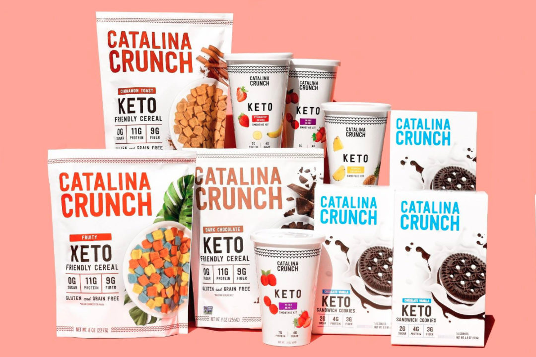Catalina Crunch products