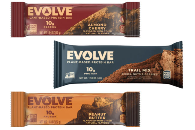 Evolve bars