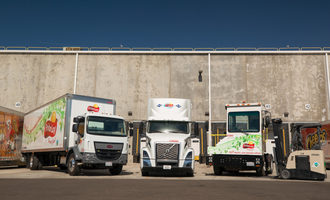 Fritolaysustainabletrucks lead