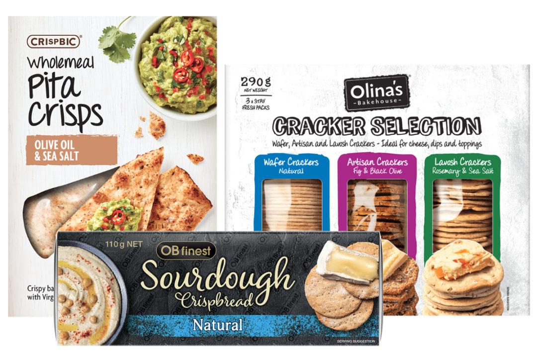 Gourmet Food Holdings Pty Ltd crackers