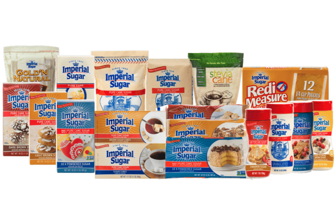 Imperial Sugar products