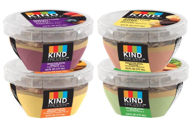 Kind Frozen Smoothie Bowls