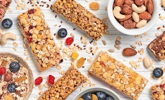 Nutritionbars lead