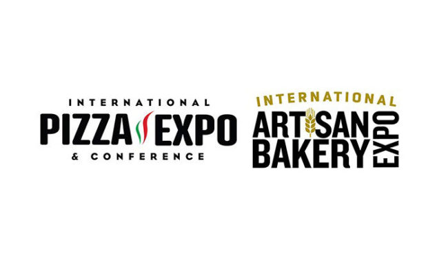 International Pizza Expo and International Artisan Bakery Expo logos