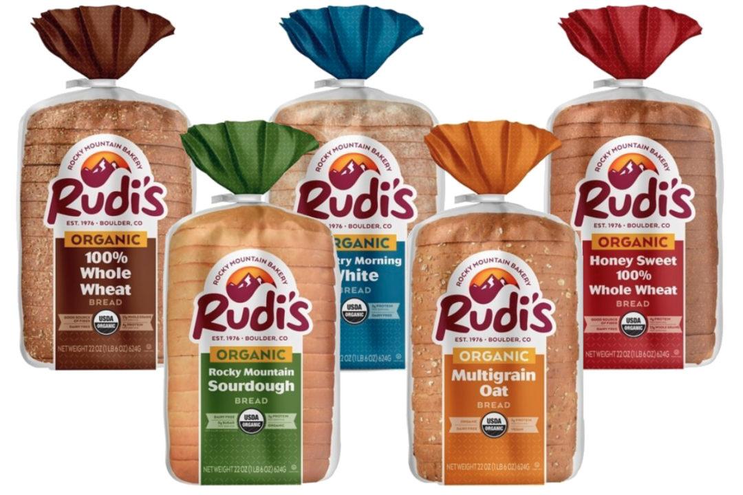 Rudi's Rocky Mountain Bakery bread
