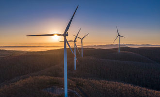 Windfarm lead