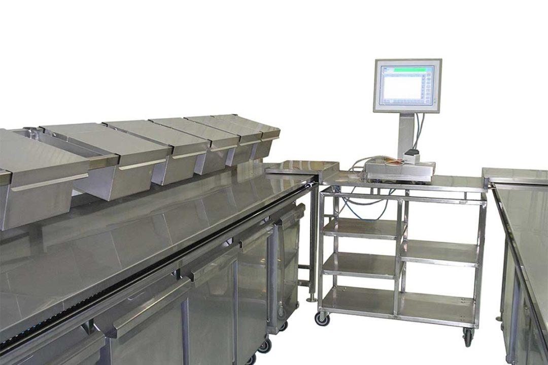 Magna Industries, Dispensing System
