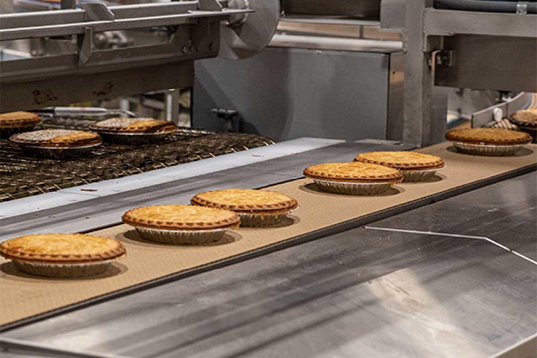 Tippins, Pie Conveyor