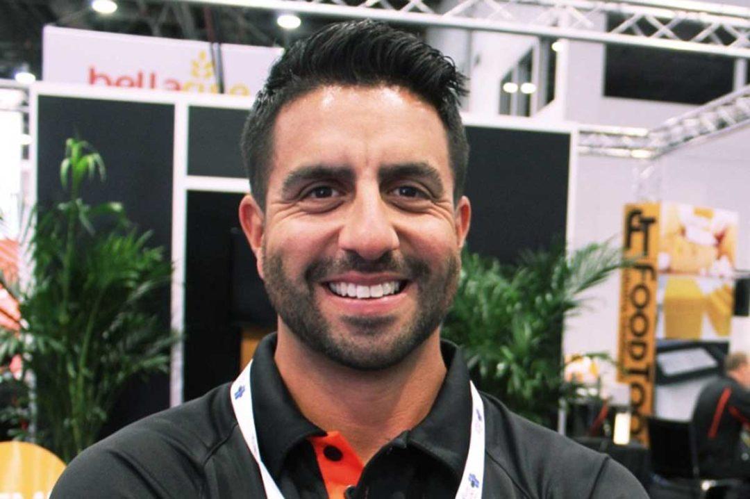 Sergio Caballero, Sales Manager