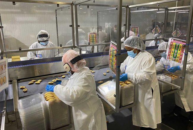Sugar Bowl Bakery, Line Workers
