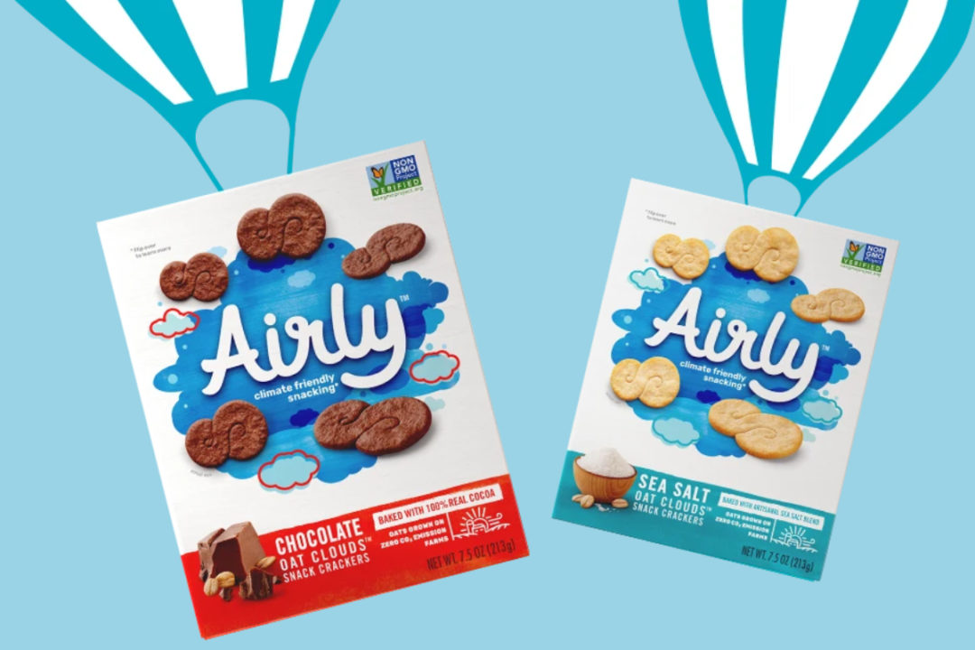 Bright Future Foods Airly Oat Clouds