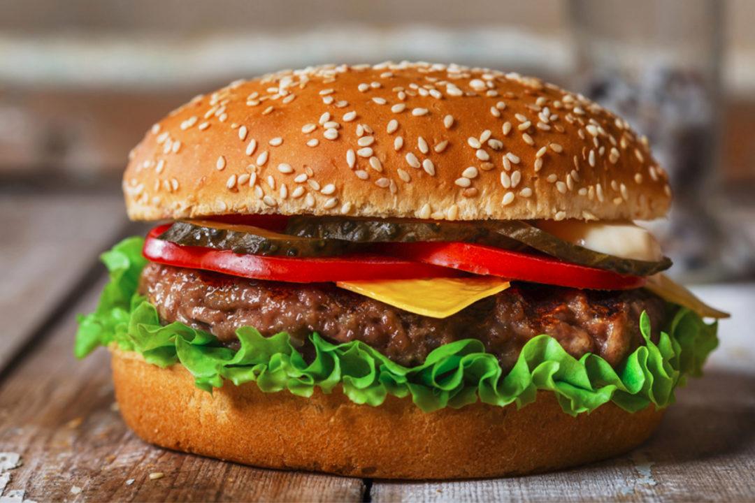 Bimbo QSR burger buns